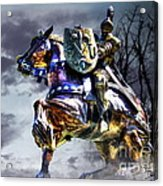 Medieval Acrylic Print
