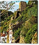 Medieval Durnstein II Acrylic Print