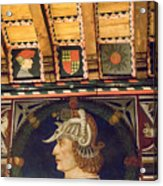 Medieval Splendour Acrylic Print