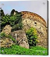 Medieval Tower Acrylic Print