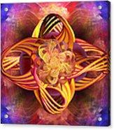 Meditative Energy Acrylic Print