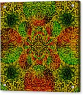 Meditate Acrylic Print