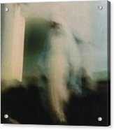 Medjugorje Apparition Acrylic Print