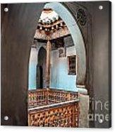 Medrassa In Marrakech Acrylic Print