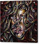 Medusa No. Three Acrylic Print