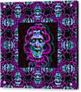 Medusa's Window 20130131m180 Acrylic Print by Wingsdomain Art and Photography