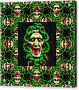 Medusa's Window 20130131p0 Acrylic Print by Wingsdomain Art and Photography
