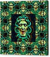 Medusa's Window 20130131p38 Acrylic Print by Wingsdomain Art and Photography