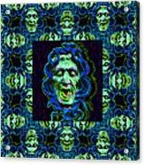 Medusa's Window 20130131p90 Acrylic Print by Wingsdomain Art and Photography