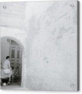 Biblical Meknes Acrylic Print