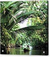 Mekong Delta Backwater 01 Acrylic Print
