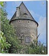 Melk Medieval Tower Acrylic Print