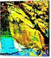 Mellow Yellow 69 Acrylic Print