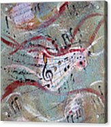 Melody Acrylic Print