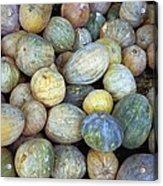 Melons In Sri Lanka Acrylic Print