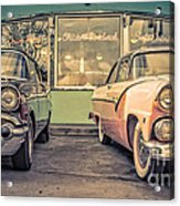 Mel's Drive-in Acrylic Print