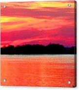 Melting Sky  Acrylic Print