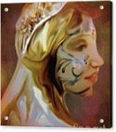 Melusine Of Avalon Acrylic Print