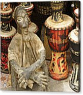 Memories Of Ghana Acrylic Print