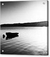 Memory Lake Acrylic Print