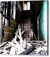 Memory Of Stairs Acrylic Print