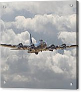 Memphis Belle - Homecoming Acrylic Print