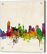 Memphis Tennessee Skyline Acrylic Print