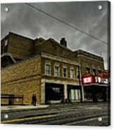 Memphis - The Orpheum 001 Acrylic Print by Lance Vaughn