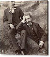Men, 19th Century Acrylic Print