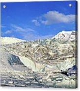 Mendenhall Glacier Acrylic Print