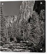 Merced River Yosemite Acrylic Print