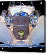 Mercedes Benz Cabriolet 540k Acrylic Print