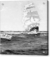 Merchant Ship, 1899 Acrylic Print