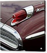 Mercury Monterey Taillight Acrylic Print