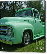 Mercury Pick Up Acrylic Print
