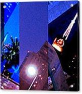 Merged - Night Moves Acrylic Print by Jon Berry OsoPorto