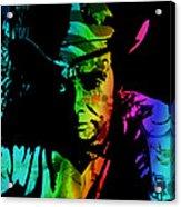 Merle Haggard Acrylic Print