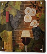Merlot For The Love Of Wine Acrylic Print