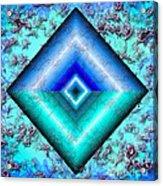 Mermaid Jewel Acrylic Print