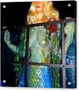 Mermaid Vision Acrylic Print