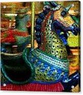 Merry Go Round II Acrylic Print