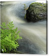 Mersey River Nova Scotia Canada Acrylic Print
