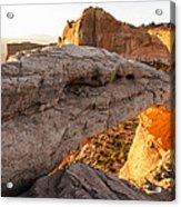 Mesa Arch Sunrise 6 - Canyonlands National Park - Moab Utah Acrylic Print