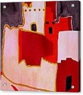 Mesa Verde Original Painting Sold Acrylic Print