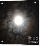 Mesmerizing Moonlight Acrylic Print