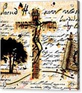 Messiah Acrylic Print