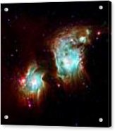 Messier 78 Star Formation Acrylic Print