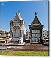 Metairie Cemetery 4 Acrylic Print