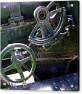 Antique Canon Mechanisms Acrylic Print