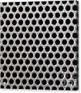 Metal Grill Dot Pattern Acrylic Print
